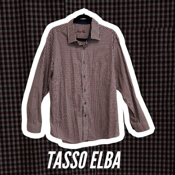 TASSO ELBA Dress Shirt  16-16.5